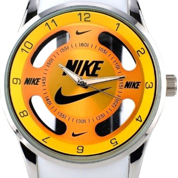 Nike Watch - Yellow Analog Wristwatch  Nike